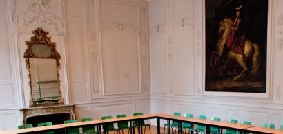 Grand salon de l'UFR SLHS