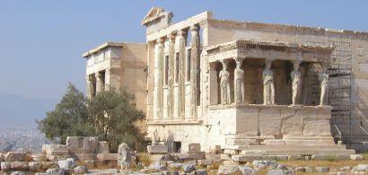 temple antique en Grèce