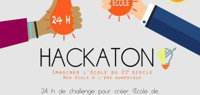 Affiche de l'Hackaton