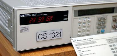 horloge atomique