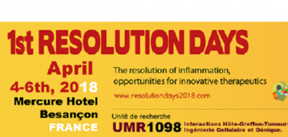 Resolution days 2018