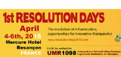 Resolution days 2018