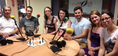 Les invités de l'émission de radio campus