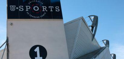bâtiment de l'U-Sports