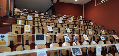 L'université de Franche-Comté soutient ses étudiants qui se mobilisent pour la reprise des cours en présentiel !