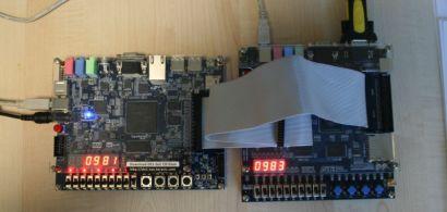 L'émulateur créé par quatre étudiants de l'institut FEMTO-ST
