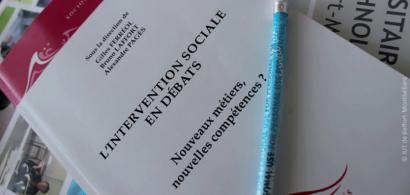 Mutations de l'intervention sociale Echanges et réflexions : conférence à l'IUT de Belfort-Montbéliard le 1er avril