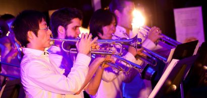 Jazz au campus.