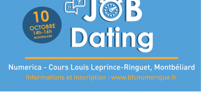 JOB DATING à Numérica