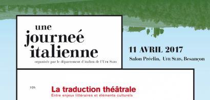 Journée italienne à l'UFR SLHS