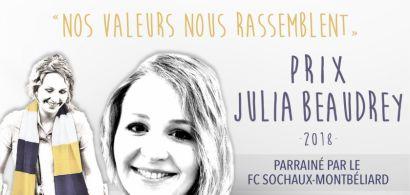 2ème édition du Prix Julia Beaudrey