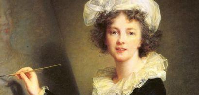 Autoportrait d'Élisabeth Vigée-Lebrun