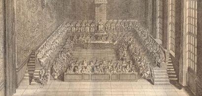 Les assemblées d'états dans l'Europe moderne