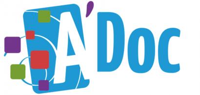 Logo de l'association A'Doc