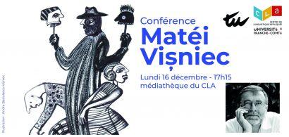 Conférence de Matéi Vişniec