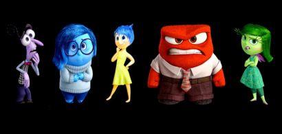 Les 5 émotions