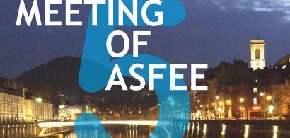 Visuel de la conférence de l'ASFEE