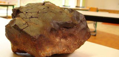 météorite russe