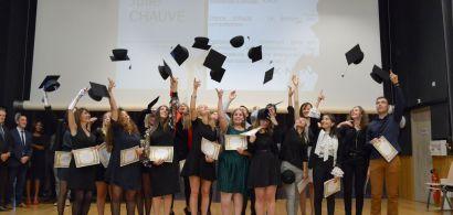 Cérémonie de diplôme Master GRH