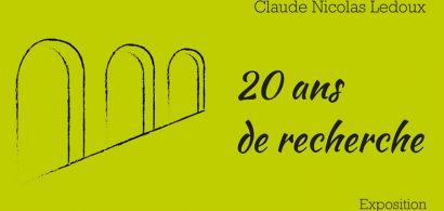 20 ans de la MSHE C. N. Ledoux