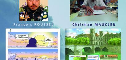 Christian Maucler et François Roussel