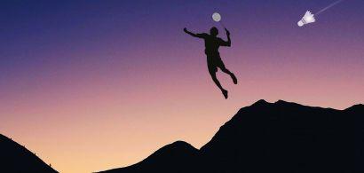 Nuit du Badminton de la MéMO : le campus de Montbéliard s'envole !