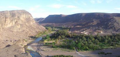 Oasis de Fint près de Ouarzazate