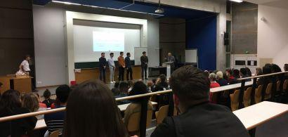 La finale du concours d'éloquence organisé par l'association Portalis s'est déroulée le 22 mars dernier.