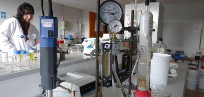 Une salle de laboratoire de l'institut UTINAM