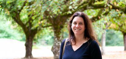 Céline Reylé, astronome à l'observatoire de l'université de Franche-Comté