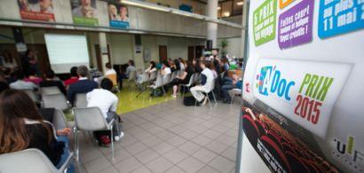 Remise des prix A'Doc 2015 à la MDE