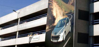 Site de Peugeot à Sochaux