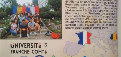 étudiants en pharmacie