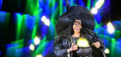 Figurine de sorcière