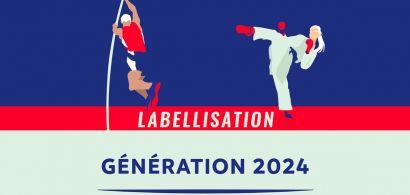 Labellisation Génération 2024