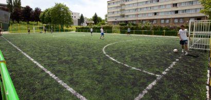 Terrain de hat-trick à l'U-Sports