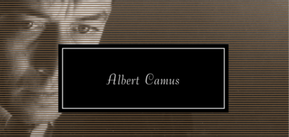 "Couverture du livre ""The Stranger"" (traduction anglophone de ""L'Étranger"" d'Albert Camus)"
