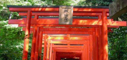 Torii (portail traditionnel japonais)
