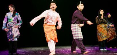 groupe danse indonésie