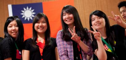 Des étudiants du CLA
