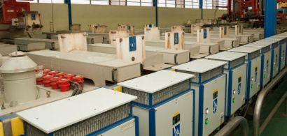 Machines de traitement de surface