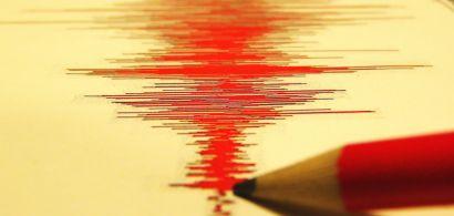Enregsitrement d'un tremblement de terre