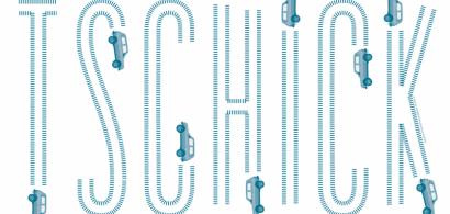 Affiche Tschick par Jacky Frossard