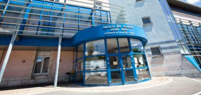 Bâtiment des sciences de l'UFR STGI à Belfort