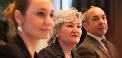 Anne-Emmanuelle Grossi, Amy Westling et Jean-Paul Tarby