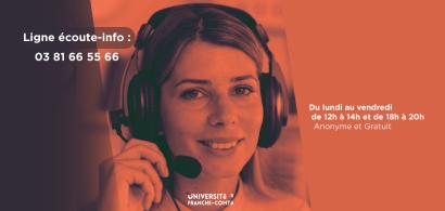 ligne ecoute info pour les étudiants