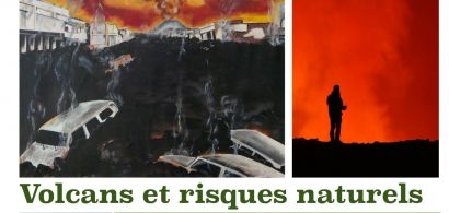 """Exposition """"volcanismes"""""""