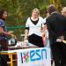 Visite de représentants de PMA sur le stand d'ESN