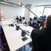 """émission sur une webradio pendant la journée de lancement du projet """"Maison universitaire de l'éducation"""""""