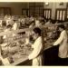 Photo d'archives d'un TP de chimie